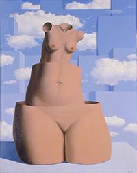 Magritte, Delirios de grandeza
