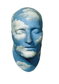 Magritte, El futuro de las estatuas