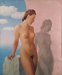 Magritte, El sueño