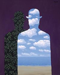 Magritte, La alta sociedad