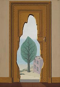 Magritte, La perspectiva amorosa