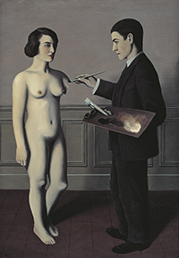 Magritte, Tentativa de lo imposible