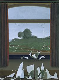 Magritte, La llave de los campos