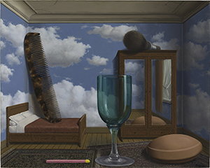 Magritte, Los valores personales