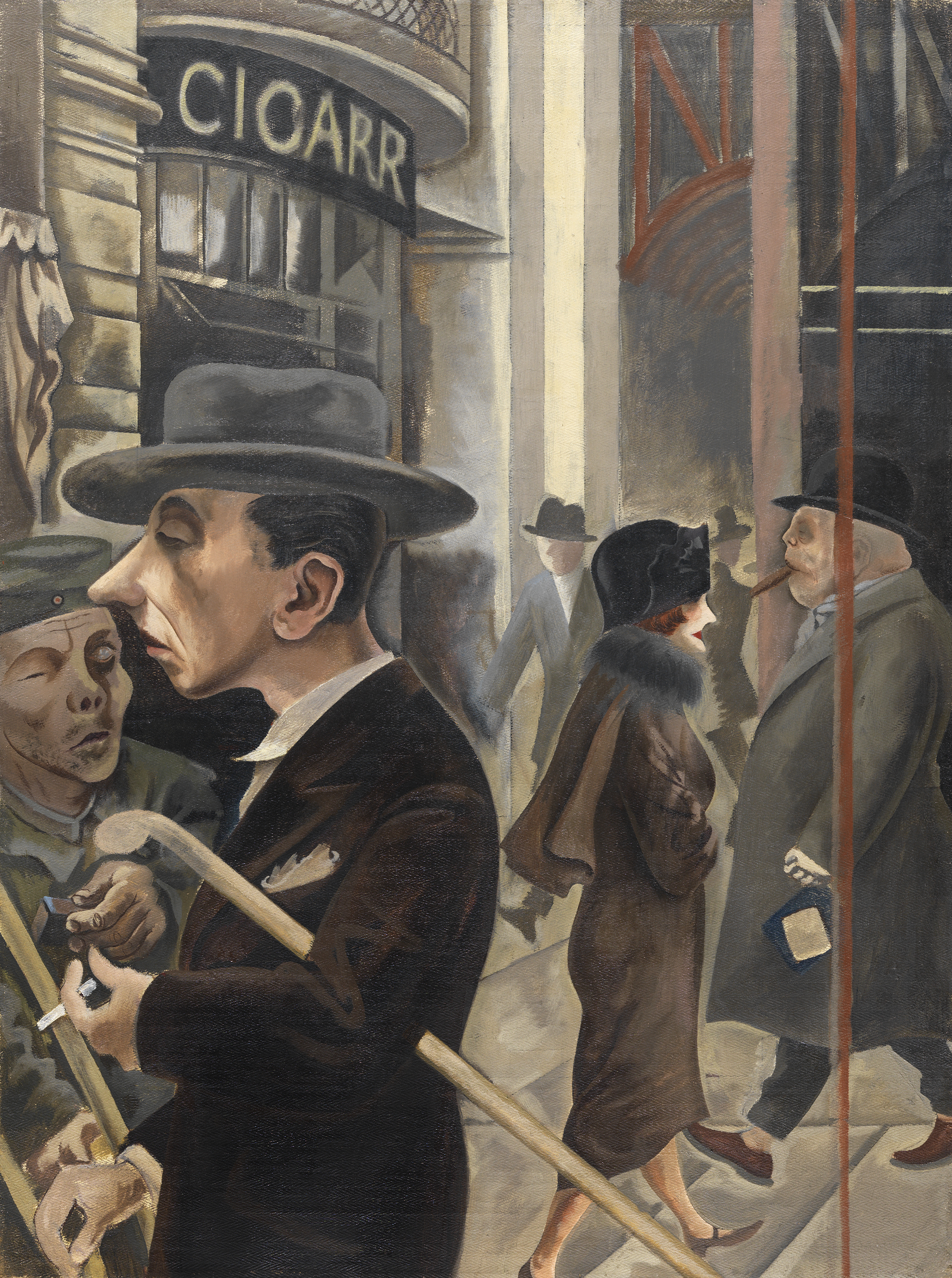 George Grosz His Life and Work
