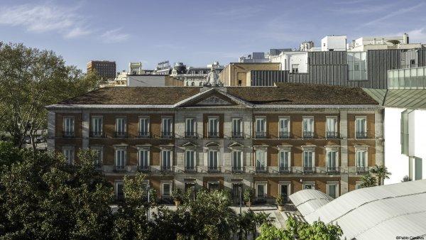 Fachada del Palacio de Villahermosa (3)