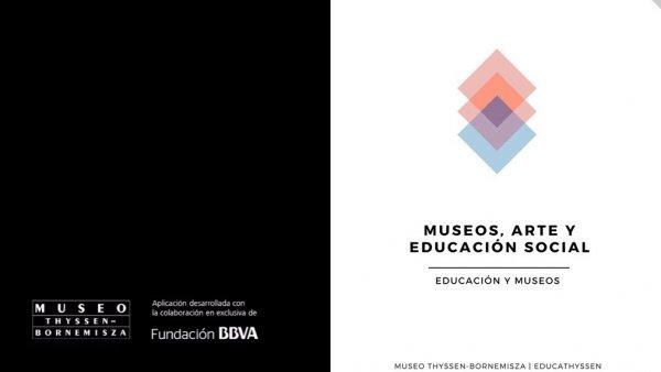 Museos, arte y educación social
