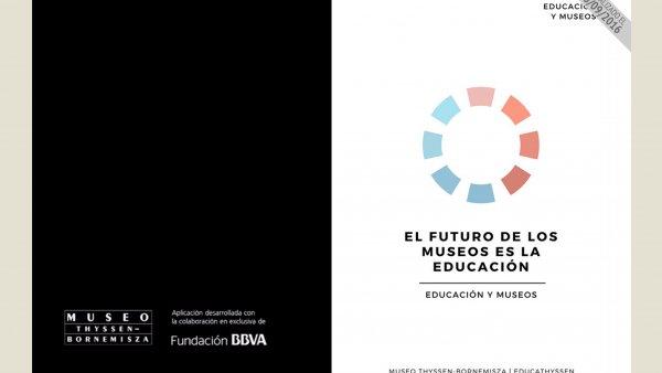 El futuro de los museos es la educación