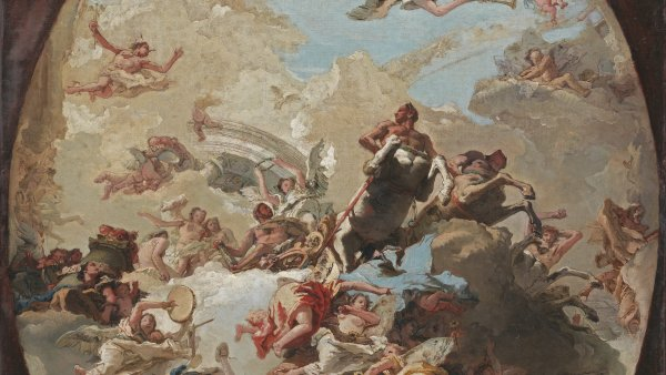 Tiepolo, Giandomenico