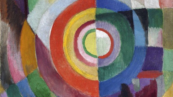 Sonia Delaunay. Art, design and fashion