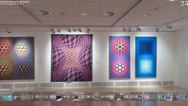 Victor Vasarely. The birth of Op Art