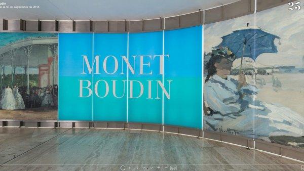 Monet/Boudin