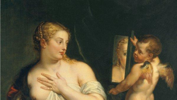 Peter Paul Rubens, Venus and Cupid, c. 1606-1611