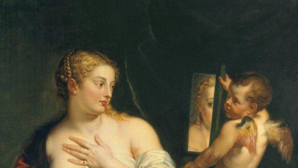 Peter Paul Rubens. Venus y Cupido, c. 1606-11