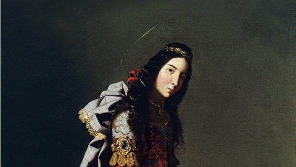 Zurbarán, Saint Casilda, c.1630-1635