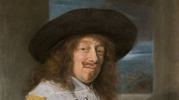 Portrait of a Man, possibly Jan Jansz Soop, Frans Hals