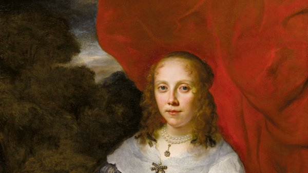 Portrait of a Woman, probably Margaretha van Raephorst, Govert Flinck