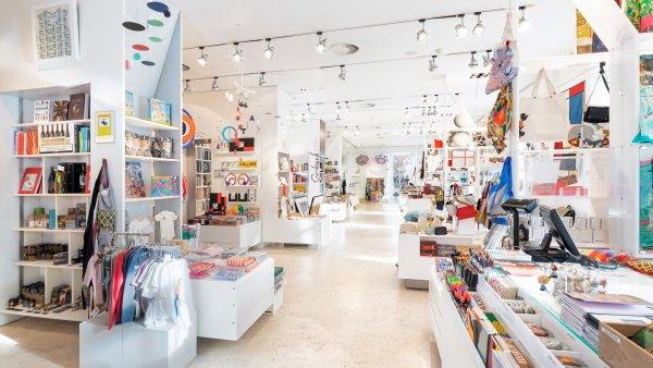 Una tienda-museo fiel a los valores Thyssen