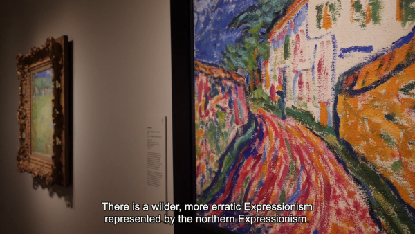 German Expressionism from the Baron Thyssen-Bornemisza Collection