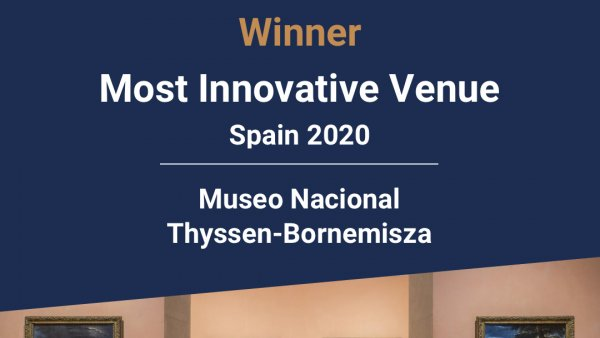 Winner of the Most Innovative Spanish Museum in 2020