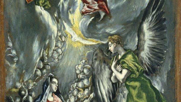 Anunciación / La encarnación