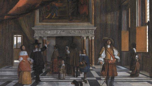 Hooch, Pieter Hendricksz. de