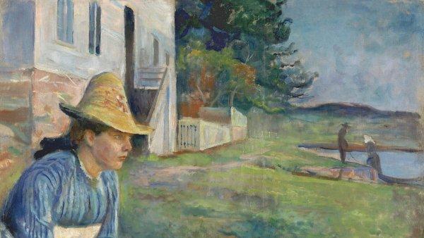 Edvard Munch. Arquetipos