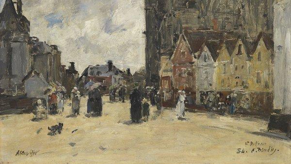 Boudin, Eugène