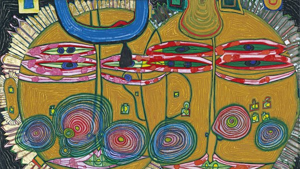 Hundertwasser, Friedensreich