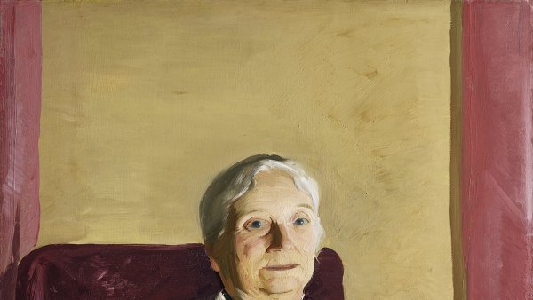 Una abuela. George Bellows