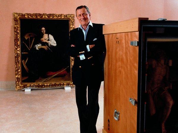 El barón y la colección del Museo Nacional Thyssen-Bornemisza