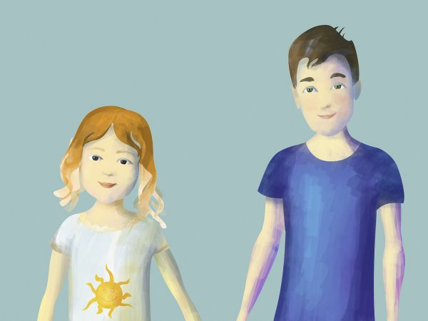 Children's multimedia guide