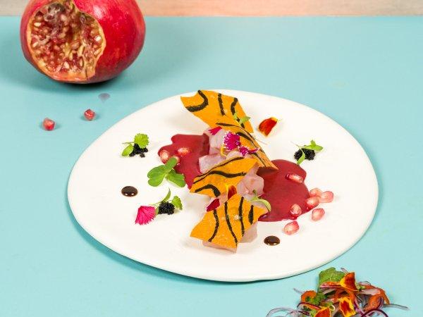 La pintura como inspiración gastronómica