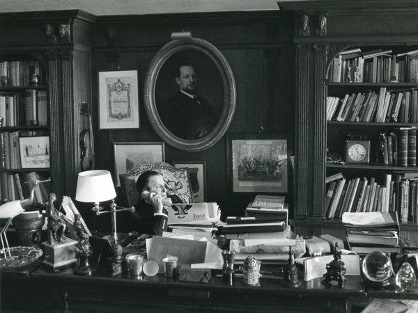 Hans Heinrich Thyssen-Bornemisza as an art collector