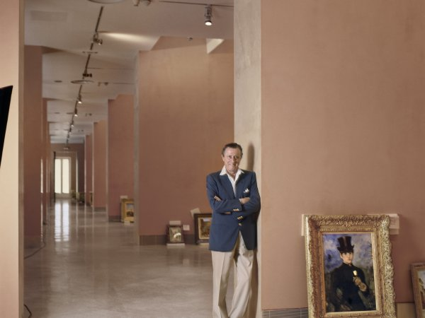 The Baron and the Collection of the Museo Nacional Thyssen-Bornemisza