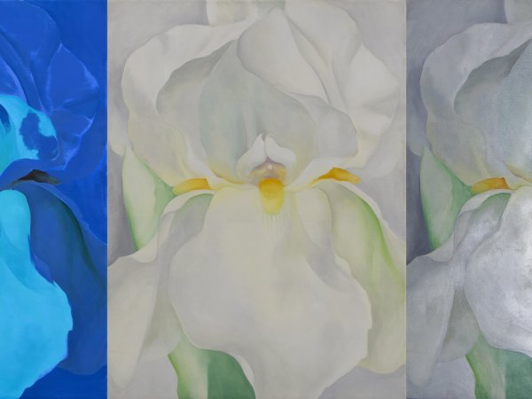 Georgia O'Keeffe in the Thyssen-Bornemisza collections
