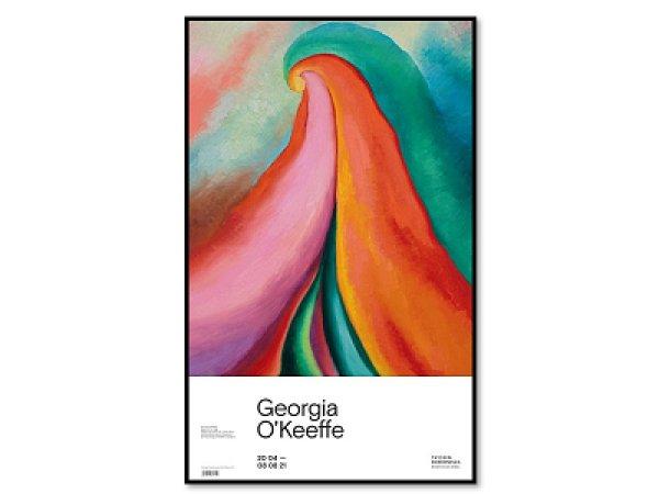 Full access ticket + Georgia O´Keeffe poster