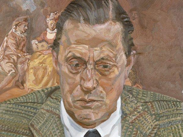 Lucian Freud: Portraits of Baron Thyssen-Bornemisza