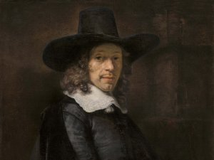 REMBRANDT AND AMSTERDAM PORTRAITURE 1590-1670