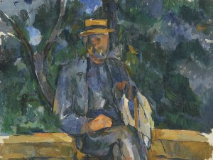 Seated Man, 1905-1906