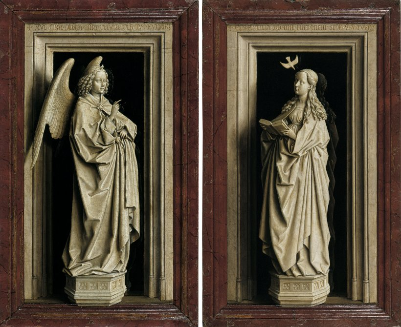 The Annunciation Diptych