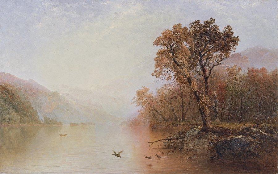El lago George
