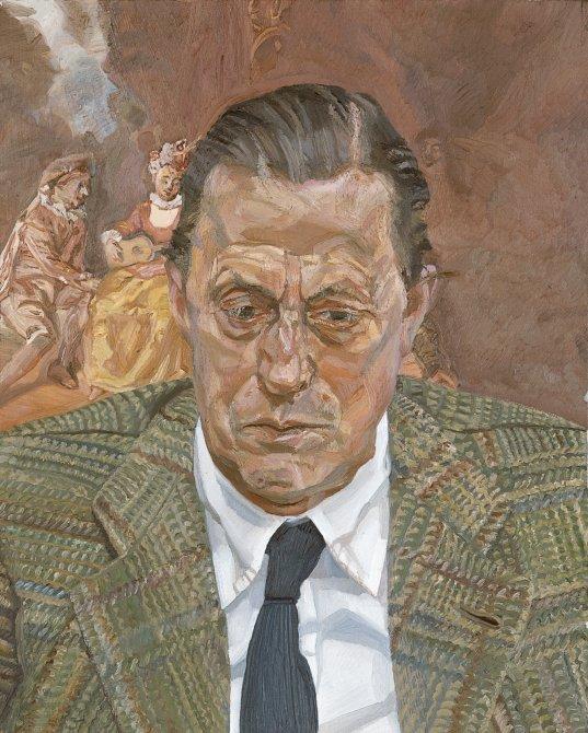 Retrato del barón H. H. Thyssen-Bornemisza