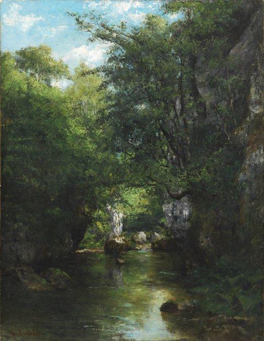 El arroyo Brème