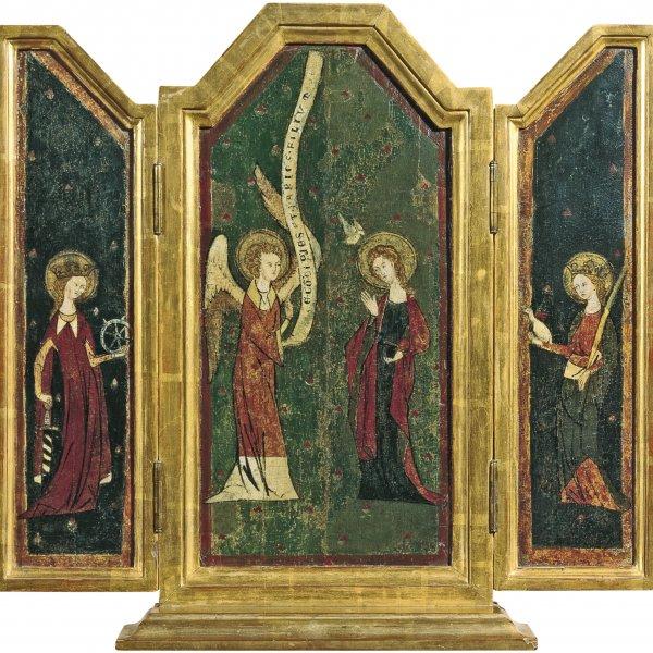 The Annunciation Triptych