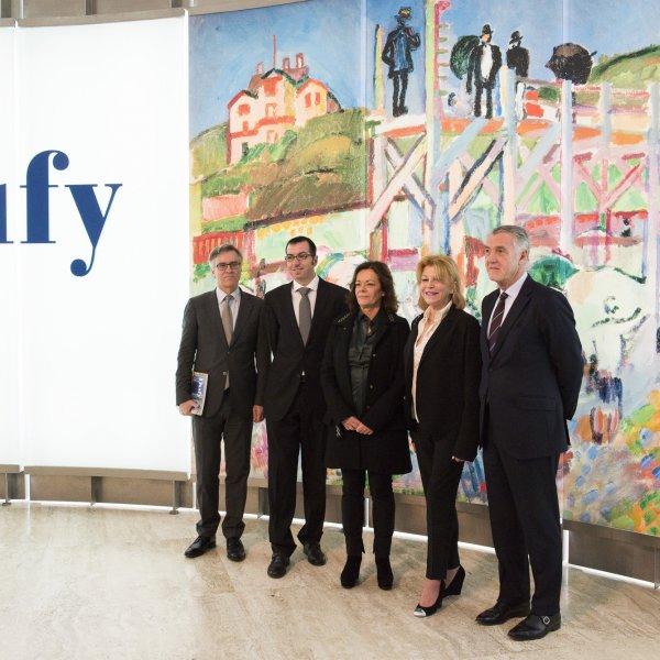 Dufy exhibition