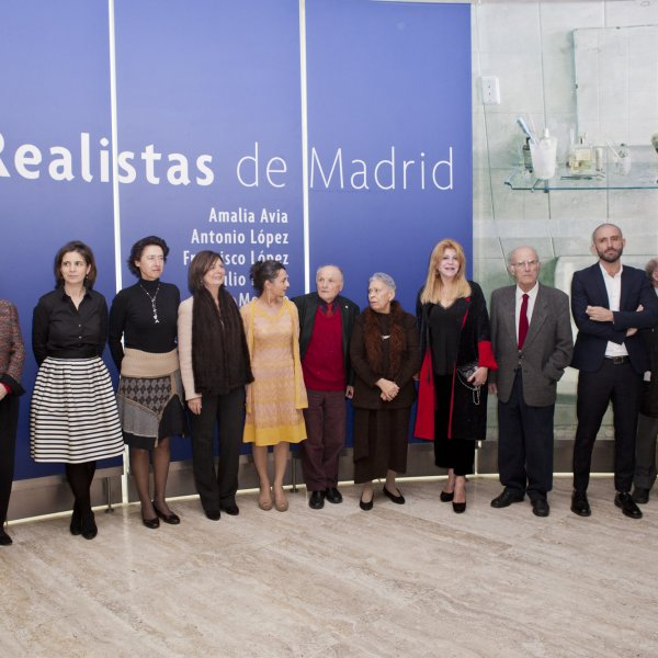 Madrid Realists exhibition