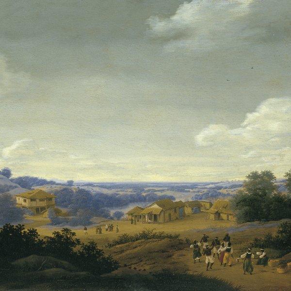 Plantation Settlement in Brazil