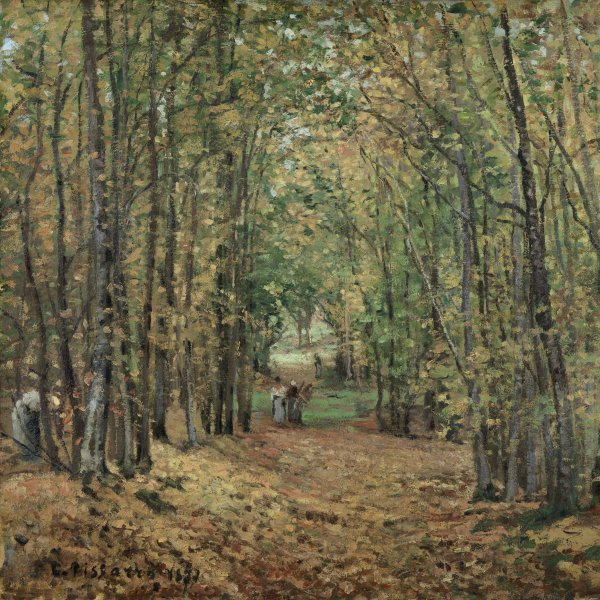 The Woods at Marly