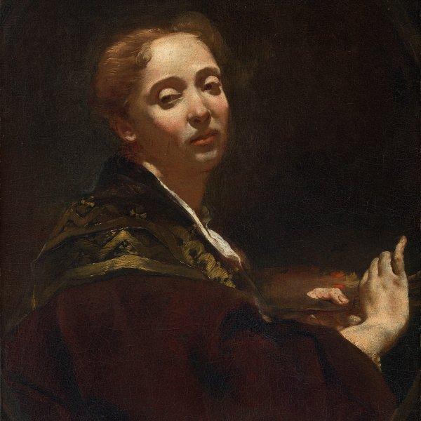 Portrait of Giulia Lama